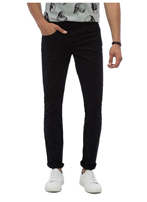 LC Waikiki Slim Fit Pantolon Siyah